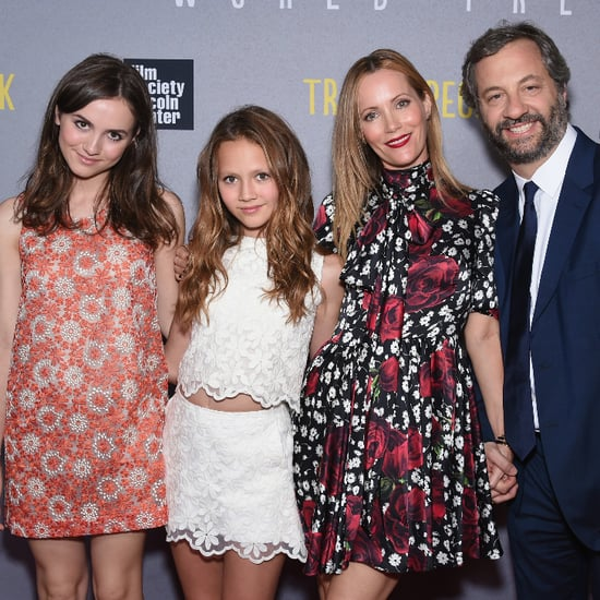 Pictures of Judd Apatow and Family at Trainwreck Premiere