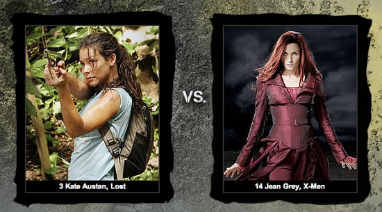 Vote on the Most Toughest TV and Movie Female Characters of All Time