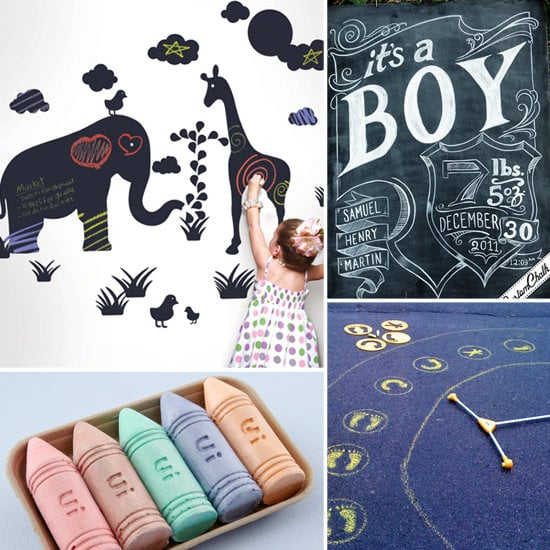 Chalk It Up: Chalkboard Paint and More