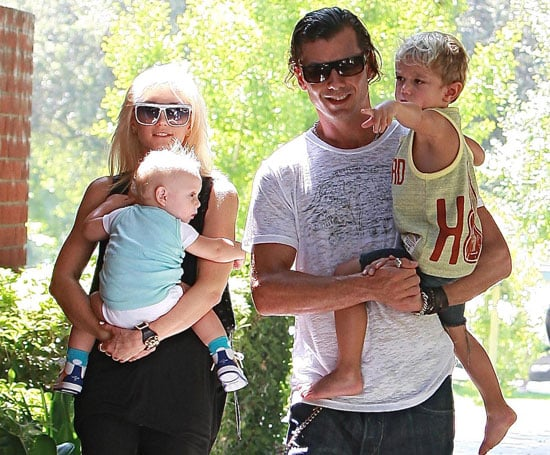 The Year's Cutest Celebrity Families!