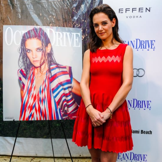Katie Holmes at Art Basel 2015 | Pictures