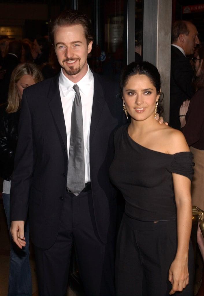 Salma and Edward