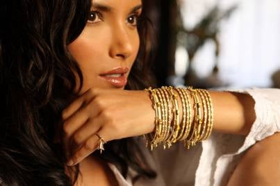 Padma Lakshmi's Jewelry Line Debuts Tomorrow