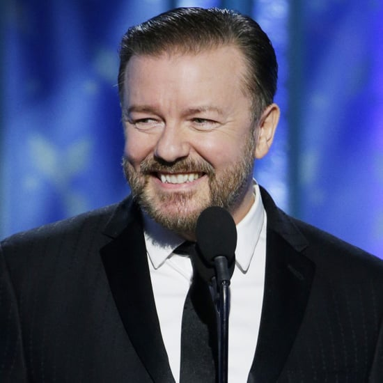 Ricky Gervais's Caitlyn Jenner Joke at Golden Globes 2016