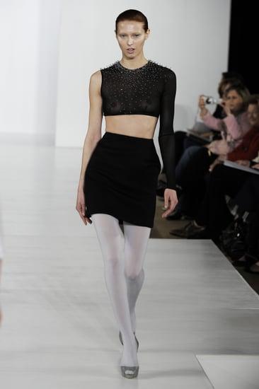 New York Fashion Week: Cushnie et Ochs Fall 2009