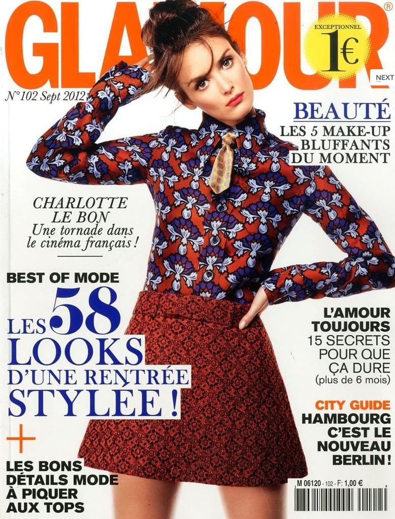 Glamour France September 2012