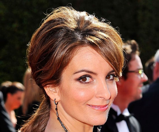 Tina Fey's Emmys 2010 Makeup Look