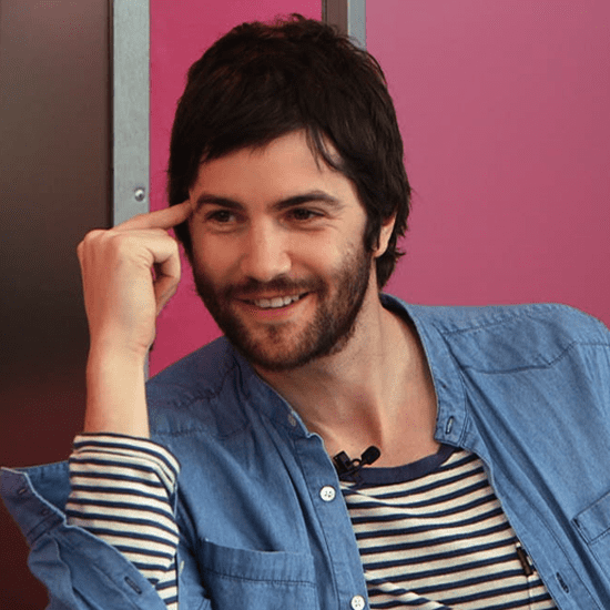 Jim Sturgess Interview For Upside Down