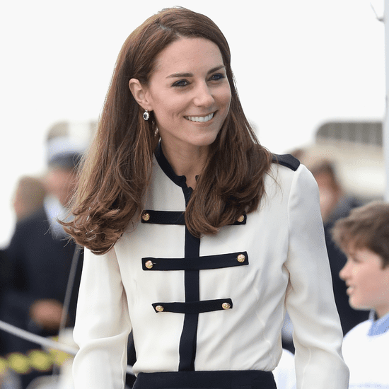 Kate Middleton Sailing in England May 2016