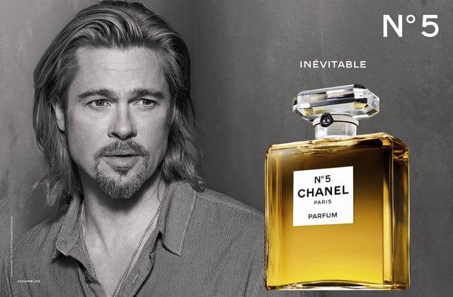 He Is Chanel's First Male Spokesperson