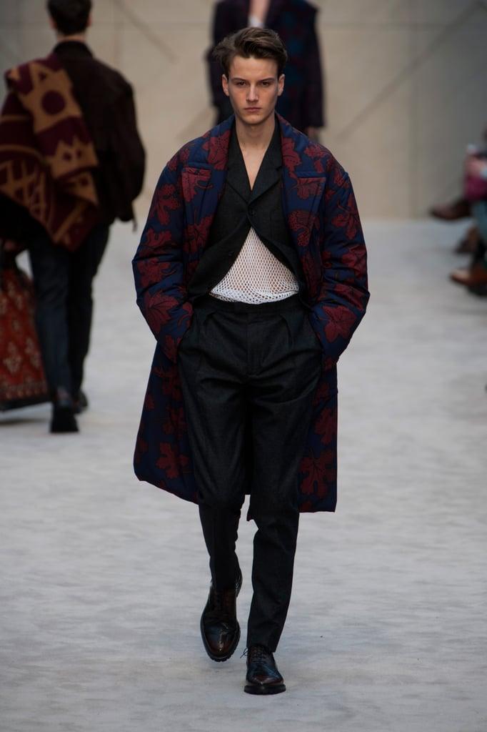 Burberry Prorsum Men's Fall 2014