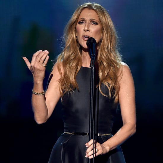 Celine Dion's Paris Tribute at the American Music Awards