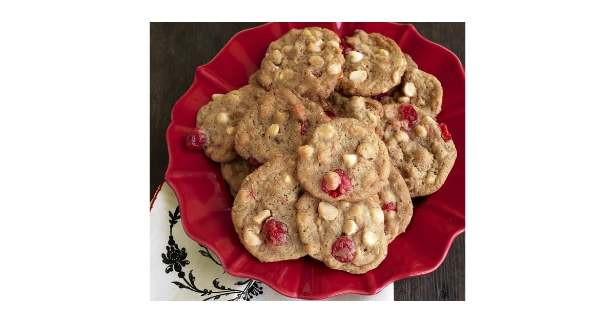 Paula Deen's White Chocolate Cherry Chunk Cookies | POPSUGAR Food