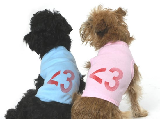 <3 Tee Shirt For Dogs