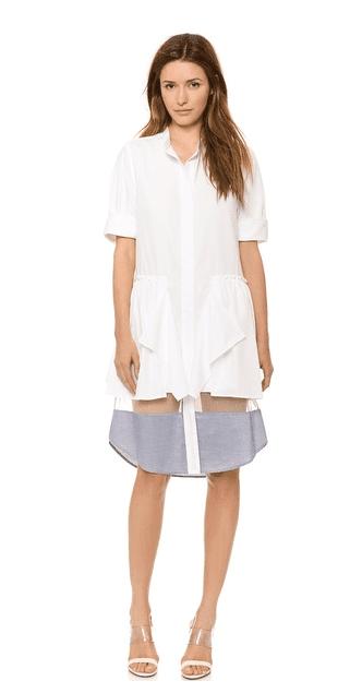 BCBG Max Azria Shirtdress