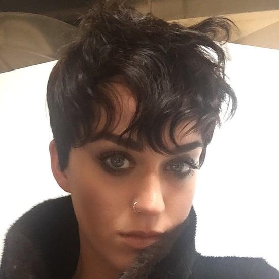 Katy Perry Short Hair 2015