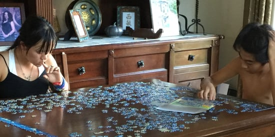 The Magical Mystery Puzzle That Broke Our Family's Screen Addiction