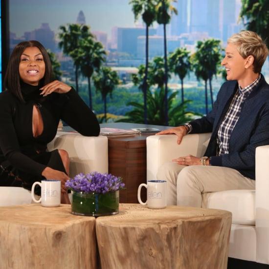 Taraji P. Henson Talks to Ellen DeGeneres About 2015 Emmys