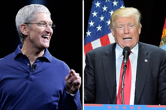 Apple Won't Be Funding The Republican Convention Because Of Trump