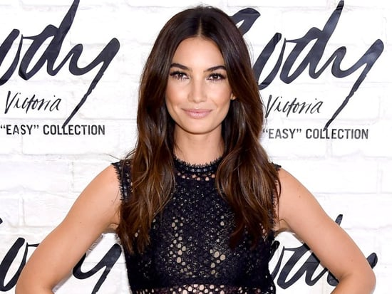 Lily Aldridge Reveals Her Favorite Red Carpet Look Ever (Any Guesses?)