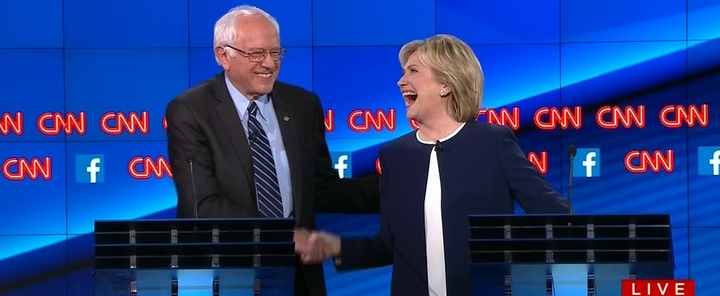 Bernie Sanders Is So Over Hillary Clinton's Email Scandal