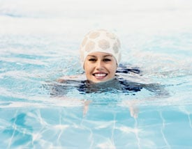 Water Aerobics May Decrease a Woman's Chance to Need an Epidural During Child Birth