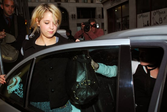 Peaches Geldof is Accused of Shoplifting from Camden Store Three Amigos
