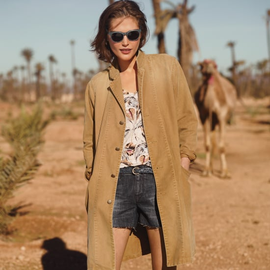 Madewell Spring Lookbook Pictures: Catherine McNeil, Morocco