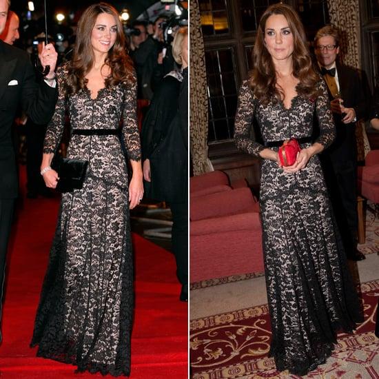 Kate Middleton in Temperley
