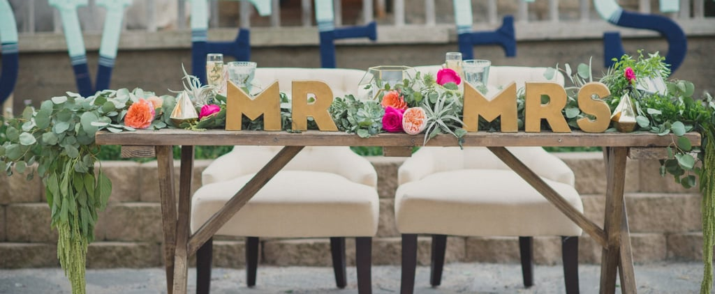 13 Wedding Decor Detail Pictures You'll Regret Not Taking