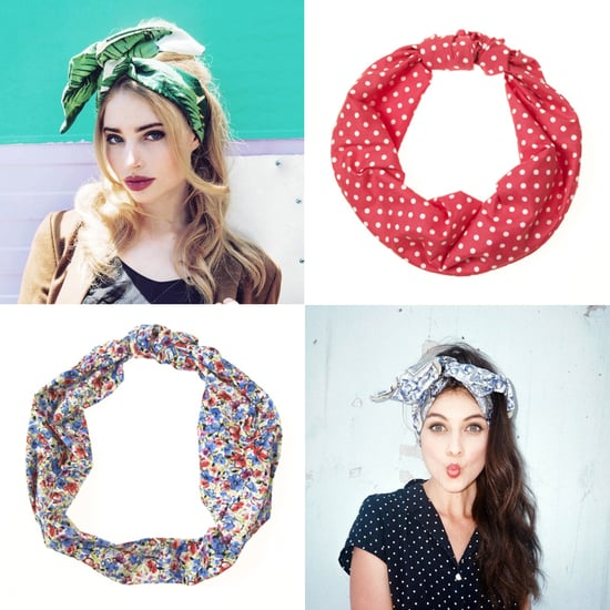 Très Chic Turbands: The Perfect Weekend Accessory