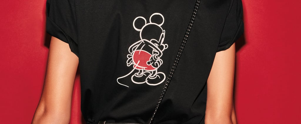 Coach Just Debuted the Disney Collab Fashion Girls Everywhere Will Be Wearing