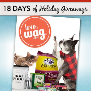 Wag.com Giveaway