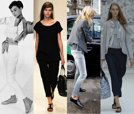 Trend Alert: Ankle Grazer Trousers