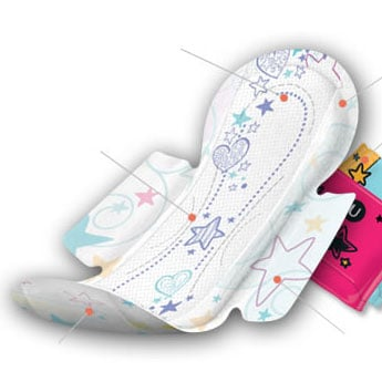 Kotex Products For Tweens