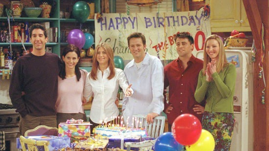 What Your Favorite 'Friends' Character Says About You
