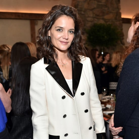 Katie Holmes at Tribeca Film Festival Luncheon October 2015