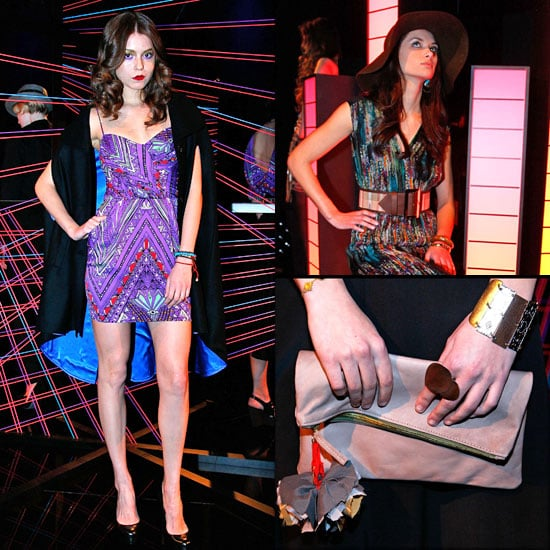 W Hotel Global Glam Fall 2011 Collection