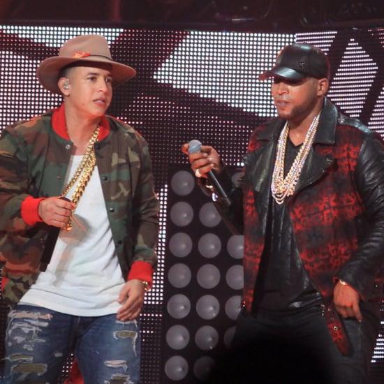 Daddy Yankee and Don Omar Performance Latin Billboards 2016