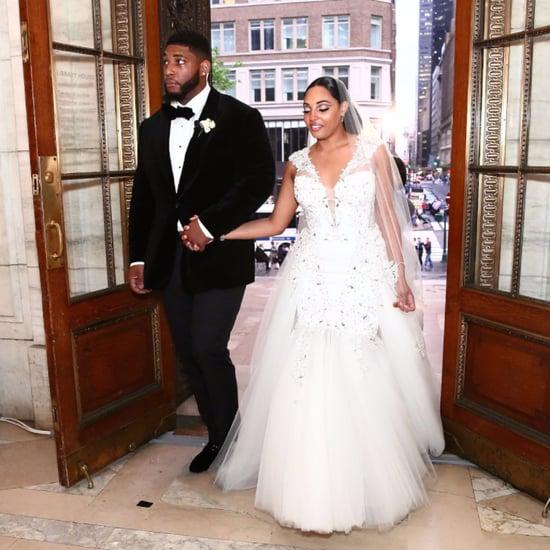 Devon Still and Asha Joyce's Wedding Style