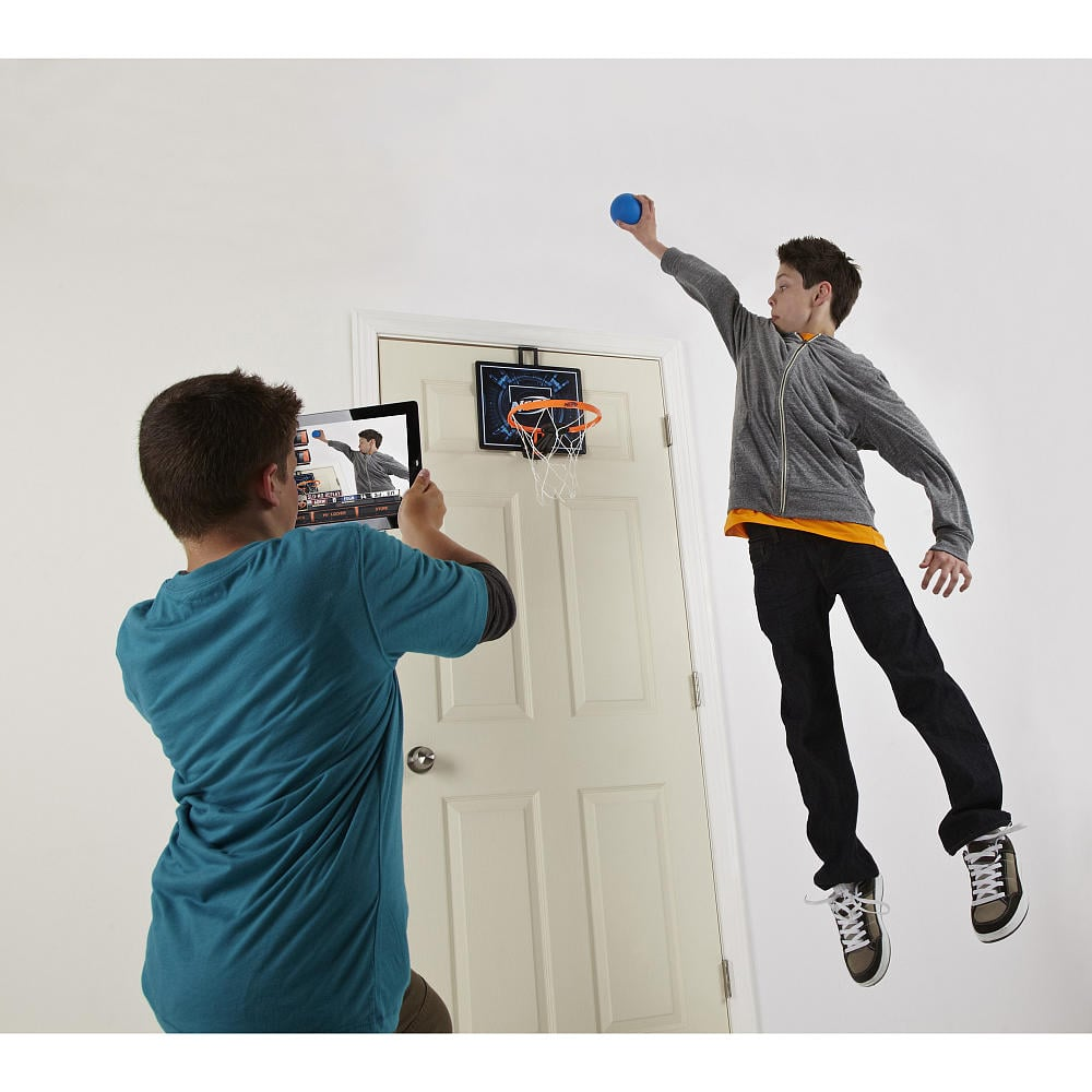 For 8-Year-Olds: NERF N-Sports Cyber Hoop