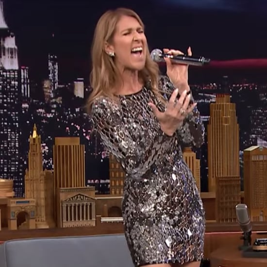 Celine Dion on The Tonight Show July 2016