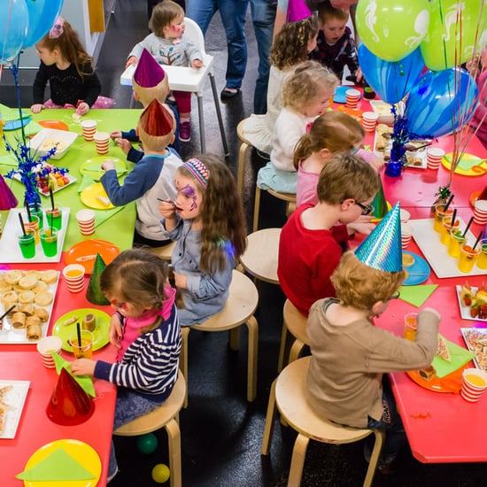 What It's Like Working at a Birthday Party Factory