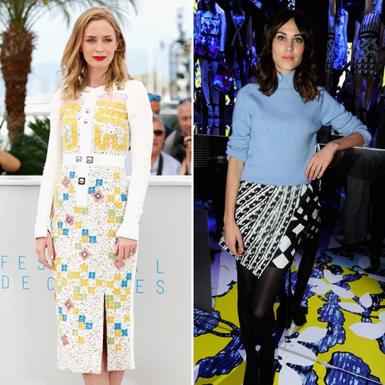 Celebrities Wearing Peter Pilotto