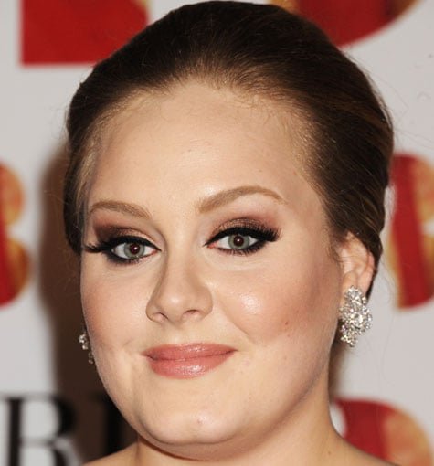 Adele's Brit Awards Makeup