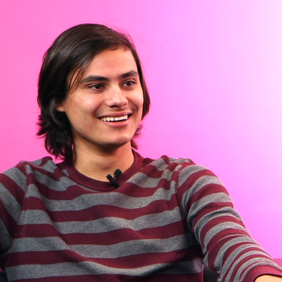 Kiowa Gordon Interview on Breaking Dawn Part 2 (Video)