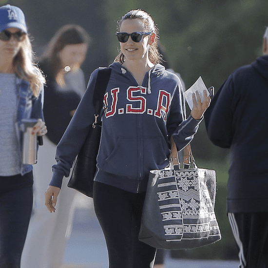 Jennifer Garner Out in LA April 2016