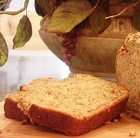 Healthy Banana Bread Recipe with Quinoa Flour
