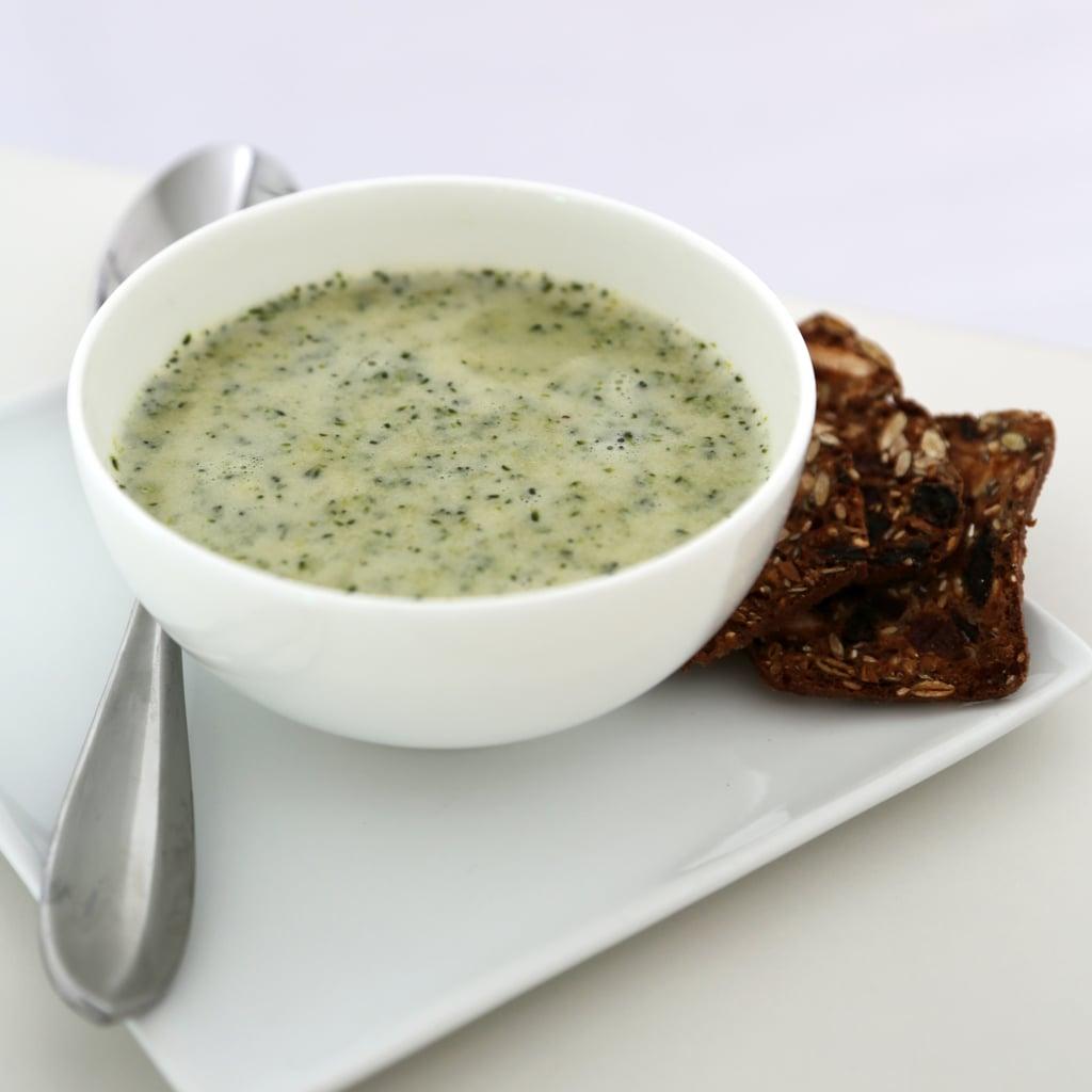 Broccoli-Cheddar Soup