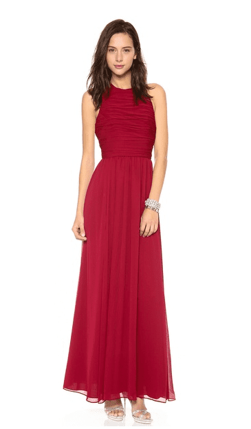 Be a standout at the wedding, for all the right reasons, in this